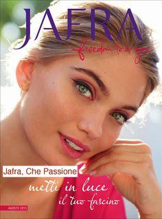 Il Catalogo di Agosto - Jafra