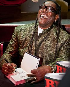 """Clarence Clemons - Miss you my big baby! Miss that laugh and that smile and everything about you!!  Your """"mommy"""" Lani"""