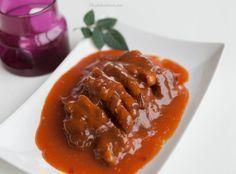 Bereid zelf de lekkerste Babi Pangang in pikante zoetzure saus van Nederland thuis in je eigen keuken. Heerlijk met Atjar Tjampoer en sambal erbij!