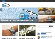 QR Planet Finalmente è nato un Blog dedicato al pianeta QR code