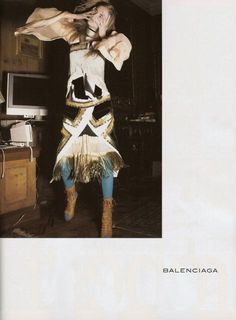 Balenciaga by Nicolas Ghesquiere Fall 2007 - one of my all time favorite collections
