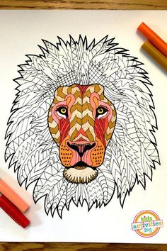 20 Awesome Coloring Pages For Men