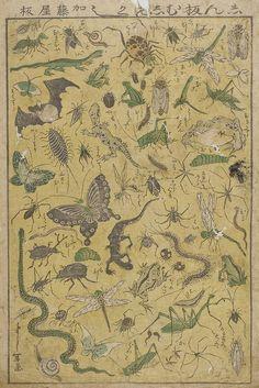 Tsukioka Yoshitoshi (Japan, 1839-1892)  Japan, 19th century, Color woodblock print
