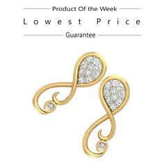 Earrings make the perfect gift.. to anyone... Don't wait ... Do fast....  - http://jewels5.com/jewellery/earrings/view-all-earrings  www.jewels5.com  #onlineshopping #diamondjewellery #newcollection #diamondearrings #lowestprice #lightweight #freeshipping #30daysreturn #lifetimeguarantee #certifiedjewellery #cashbackguarantee #newarrivals