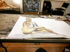 Concluimos... #lunesdedibujo #CasadeCulturaSanRafael #POSELARGA #buenostrazos #dibujandoando #art #arte #dibujo #desnudo #illustration #draw #picture #artist #sketch #sketchbook #paper #pen #pencil #artsy #instaart #beautiful #instagood #gallery #masterpiece #creative #photooftheday #instaartist #graphic #graphics #artoftheday