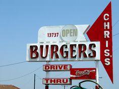 drive thru, via Flickr.