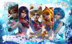 Sailor Moon y 10 'fanarts' fuera de lo común [Fotos]