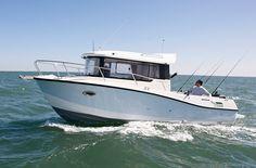 Quicksilver - Captur - Pilothouse 755 - #embarcaciones #fibra #lanchas #motoras #pescapaseo http://jaloque.com/