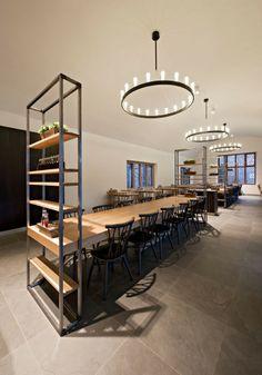 'Coach House' Restaurant by SHH