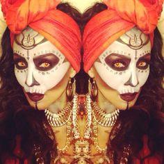 Voodoo Priestess | Halloween 2013 by audrey