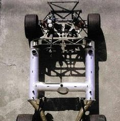 Autodelta | Tipo 33 chassis