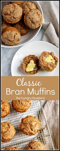 Easy, quick bakery-quality Bran Muffins (sub 6 tbsp of flour with cocoa powder) Brownie Desserts, Oreo Dessert, Mini Desserts, Coconut Dessert, Muffin Recipes, Breakfast Recipes, Dessert Recipes, Breakfast Pastries, Brunch Recipes
