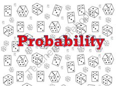 Probability Lesson Bundle - 7th Grade Math from Middle Grades Math on TeachersNotebook.com (288 pages)  - This is a 13 day unit with daily lesson plans including common core standards, essential questions, warm up, daily activity, closing, and a homework assignment for each day.  The topics covered are:  Likelihood Tree Diagrams Independent and Dependent Prob