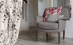 Villa nova Elodie collection available from Noctura Interiors Bangor