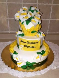 Torta decorata da Alessia Landolfi. Scarica la nostra App e inviaci le tue foto. http://www.italiancakes.it/appsmartphone/