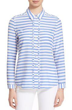 kate spade new york stripe shirt