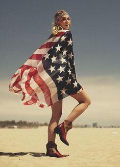 #American #USA #Americana #RedWhiteAndBlue #StarsAndStripes #Patriotic #AmericanFlag #Fashion #Style