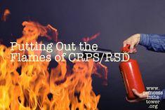 Imagine CRPS…When Your Nervous System Never Stops Sending Pain Signals—for NERVEmber & CRPS Awareness Month