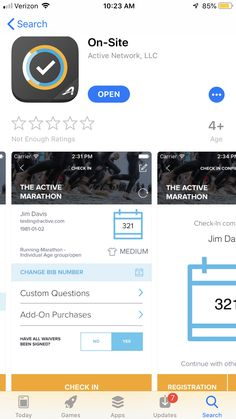Active Network, Jim Davis, Marathon Running, Enough Is Enough, Ads, This Or That Questions