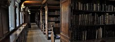 """ancient-serpent: """"  Wycliffe Hall, Oxford, UK """""""