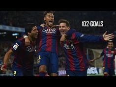 Messi, Suárez & Neymar ● The MSN Magic Skills Show ||HD|| - YouTube