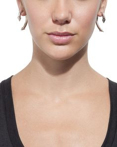 Boomerang Earring by Stylemint.com, $15