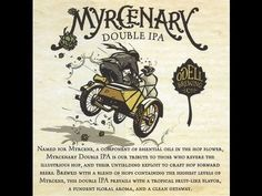 Odell Myrcenary Double India Pale Ale