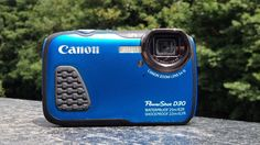 Canon makes its latest tough compact a waterproof wonder