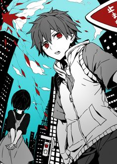 You know, Hibiya's the only who we have knowledge of what his experience in the Haze was...