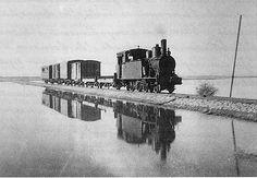 Un video inédito del tren burra : Vallisoletvm