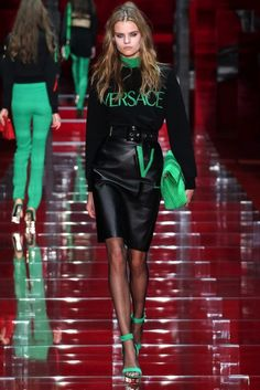 Versace Herfst/Winter 2015-16 (29) - Shows - Fashion