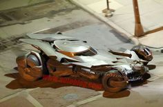 Complete set of Batmobile images snapped on streets of Detroit - Autoblog