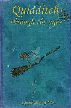 Quidditch through the ages by Lost-in-Hogwarts.deviantart.com on @DeviantArt