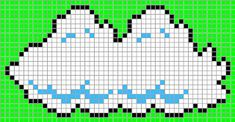 Cro Knit Inspired Creations By Mario Graphs For Crochet, Afghan Stitch, Tunisian Crochet, Knitting Crochet Afghan Stitch, Tunisian Crochet, Learn To Crochet, Crochet Stitches, Crochet Patterns, Art Patterns, Perler Bead Mario, Perler Beads, Cross Stitch Designs