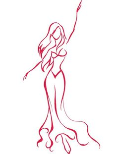 Belly Dance Lessons, Belly Dancing Classes, Figure Drawing, Line Drawing, Painting & Drawing, Dancing Drawings, Art Drawings, Tattoo Bailarina, Bd Art