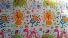 Cotton kids Flannel fabric with hippos lions snake elephants monkey quilters print crafting material by the yard BTY animal flannel for baby #etsylife, #flannelforbaby, #babyflannel, #bty, #lovesfabric, #fabricsupply, #etsyfinds - pinned by pin4etsy.com