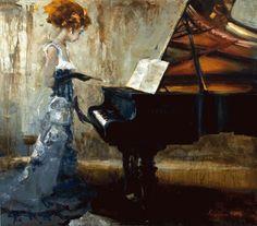 ARTE Cristina Faleroni: Sergey Reznichenko