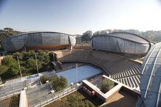 Auditorium Parco della Musica, Rome (2002) | Renzo Piano