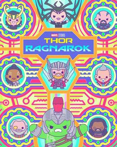 "100soft: ""The @marvelstudios #thor #ragnarok art showcase presented by @fandango opens tonight at @herocomplexgallery in LA, here's my print ✨ I think everything will be for sale online tomorrow"" (https://www.instagram.com/p/BafCLiBgFkF/ )"