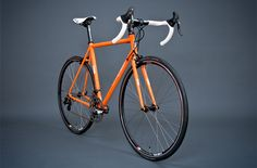 Independent Fabrication - Custom Bicycles. Handmade in the USA. - Crown Jewel - Steel
