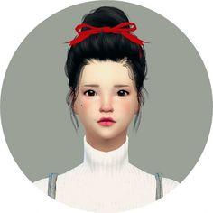 Head ribbon at Marigold • Sims 4 Updates