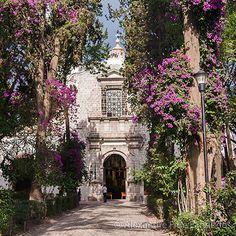 San Francisco Javier Church Tepotzotlan Mexico  / © Alexandre F de Fagundes