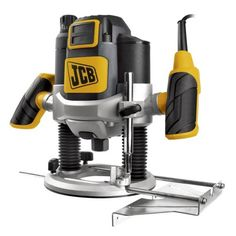 JCB 1500W router If you have DIY jobs where you work with wood - The Independent 50 best power tools