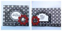 Sizzix Movers & Shapers L Die - Card, Ornate Flip-its