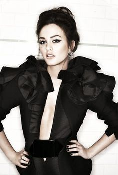 Leighton Meester- she's gorgeous