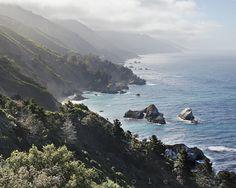 California Art Ocean Art Big Sur Art Seascape by MurrayBolesta, $110.00