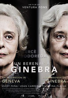 2013 - Un berenar a Ginebra, cartells de cine. La pel.lícula novel.lada de la Rodoreda.