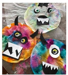 Preschool, Autumn, Children, Crafts, Fictional Characters, Art, Young Children, Art Background, Boys