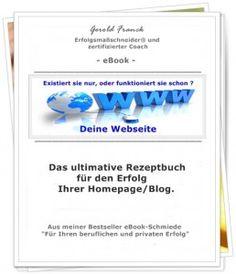 """eBook: """"Deine Webseite – existiert sie nur, oder funktioniert sie schon?"""" - Mehr Infos zum Thema auch unter http://vslink.de/internetmarketing"""