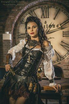 steampunk Фотограф в Ростове-на-Дону Inna Kowalska | VK